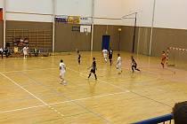 Futsalový tým PCO Dynamo porazil Liberec