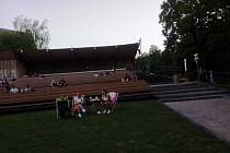 Páteční zahájení v letním kině Háječek