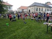 Účastníci Běhu Českou Kanadou pomohli malé Nicolce.