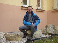 S jeho přičiněním vznikl v mateřském Gymnáziu Jírovcova geopark.
