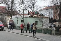 Veřejná WC v Krajinské ulici v ČB čeká rekonstrukce.