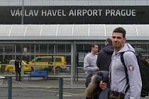 Slovenský reprezentant Lukáš Diviš