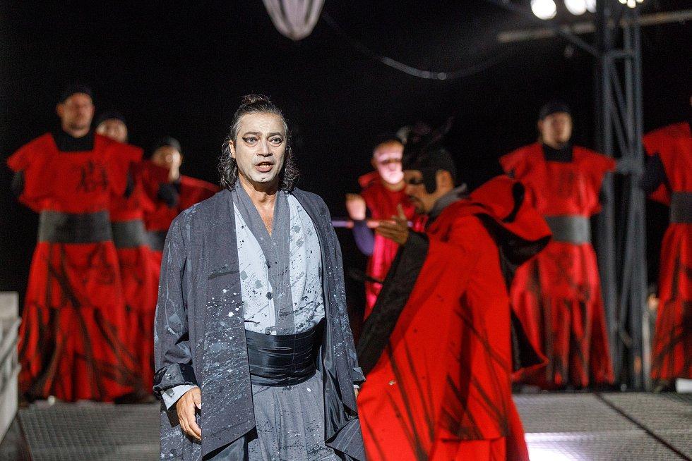 Opera Turandot má v Jihočeském divadle i na točně premiéru.Foto: Petr Zikmund