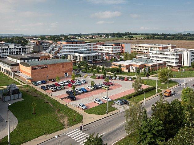 Takhle vypadá areál Biologického centra na Branišovské dnes