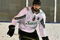 Hokejisté budějovického Samsonu jsou po třech kolech krajské ligy stoprocentní.