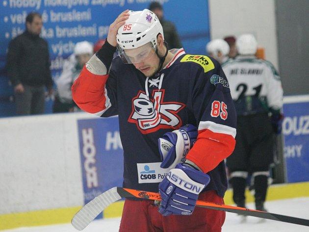 Obránce Lukáš Vomela ukončil své působení v David servisu, který se připravuje na II. ligu.