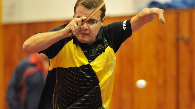 VETERÁNEM mezi jihočeskými paralympioniky je Ivan Karabec. Paralympiáda v Riu bude jeho šestou.