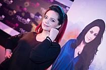 Zpěvačka Lucie Bílá zakončí své Černobílé turné 3. listopadu v českobudějovické Budvar aréně.