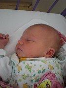 Adéla Novodvorská, Ledenice, 1. 2. 2010 v 16.35 h, 3,42 kg.