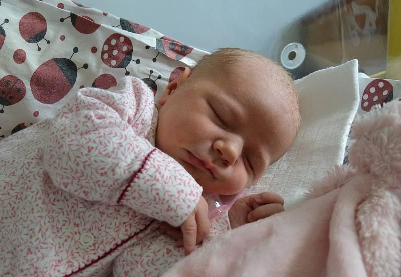 Elizabet Lišková ze Štěkně. Dcera Denisy a Jaroslava Liškových se narodila 9. 6. 2021 v 16.46 hodin. Při narození vážila 3750 g a měřila 51 cm. Doma ji přivítala sestřička Justýnka (4).