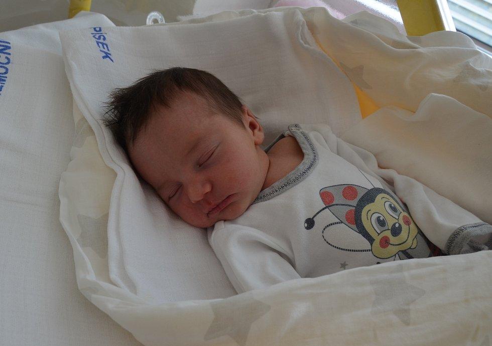Stela Šestáková z Újezdu u Vodňan. Prvorozená dcera Michaely a Rostislava Šestákových se narodila 17. 10. 2020 v 17.01 hodin. Při narození vážila 2750 g a měřila 48 cm.
