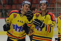 Radek Prokeš (vlevo) a Luboš Rob