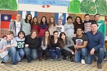 Žáci základní školy v Hluboké nad Vltavou si užili multikulturní týden.