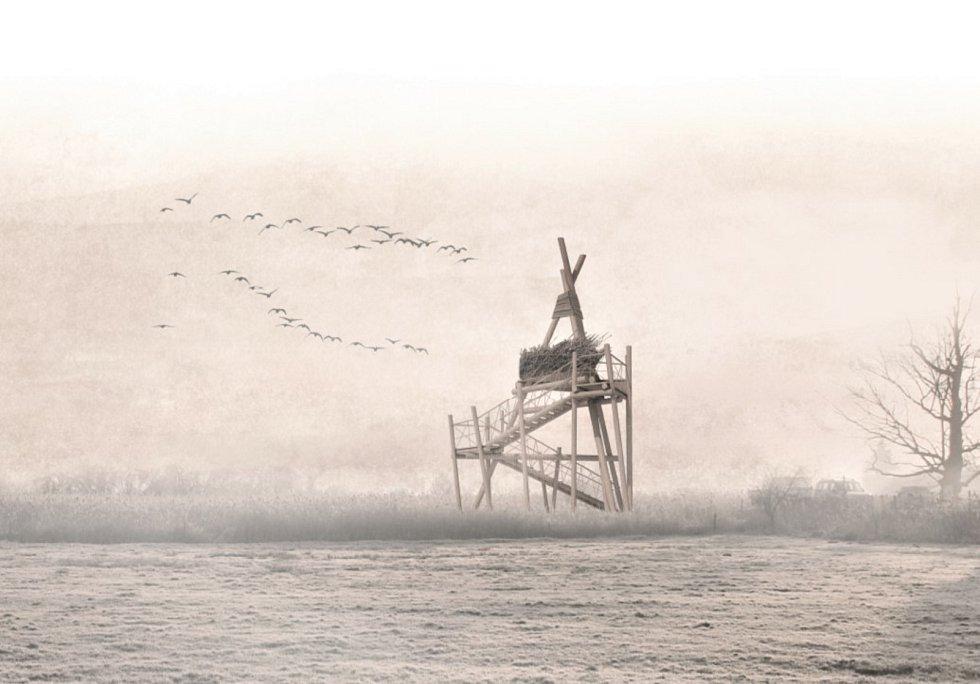 U Vrbenských rybníků chce Jihočeský kraj stavět vyhlídkovou věž. České Budějovice připravují nedaleko u sídliště Máj vylepšení Parku 4D.