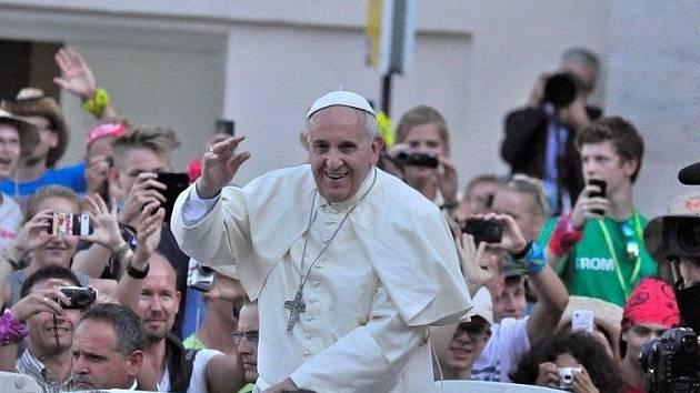 Papežovi nablízku.