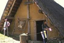 Tahle keltská chata v Ringelai už nestojí.