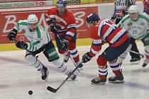 Z utkání ČEZ MOTOR - HC Energie Karlovy Vary v Českých Budějovicích