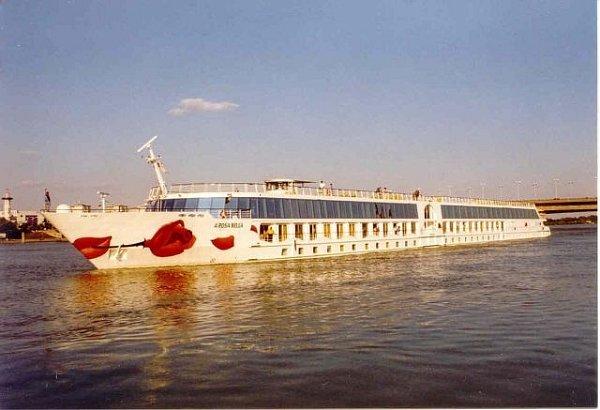Jedna zdunajské flotily.