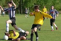 Na jaře 2008 Ledenice porazily v okresním přeboru Borovany vysoko 5:0. Na svém zimním turnaji vyhrály vzájemný souboj Borovany. Jak dopadne sobotní derby o body v I. B?
