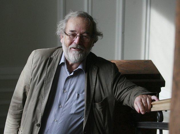 Hudební slavnosti Emy Destinnové budou letos naposled. Po 25 letech se jejich ředitel Antonín Kazil (na snímku) rozhodl skončit.