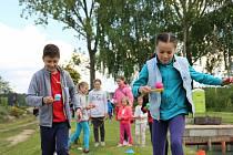 Dětský den si ve Štěpánovicích užili už v sobotu.