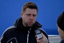 David Horejš věří, že do jara půjdou fotbalisté Dynama dobře připraveni.
