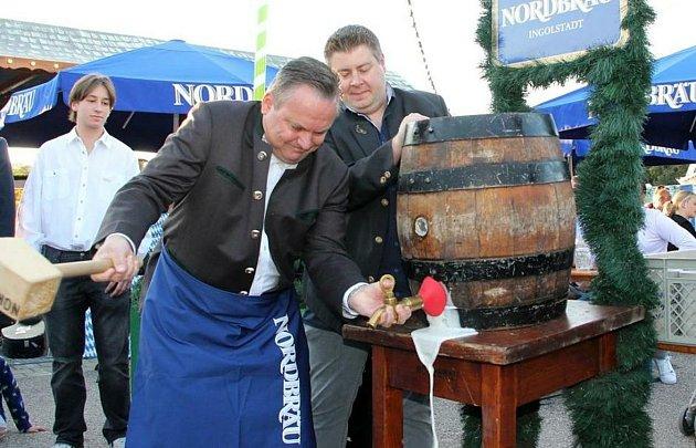 VIngolstadtu už mají slavnost piva.