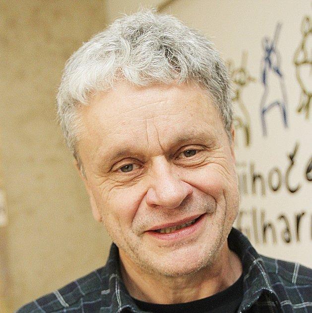 Otakar Svoboda, ředitel Jihočeské filharmonie