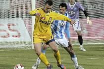 Šlágrem víkendu bude nedělní II. liga Dynamo - Slovácko, pozornost ale bude poutat  i sobotní zápas II. ligy mezi S. Ústím a Čáslaví.