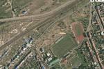 Letecké snímky ukazují místa poničená na jižní Moravě tornádem, kde pomáhají odstraňovat škody i Jihočeši. Na srovnávacích fotografiích situace v roce 2018. Les u Hodonína.