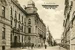 Ulice 28. října po roce 1918.