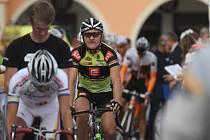 JIHOČEŠI. V silné zahraniční konkurenci bude jižní Čechy reprezentovat  tým ČEZ Cyklo Team Tábor.