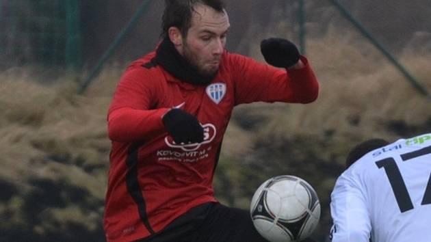 Antonín Presl věří, že bude v Táborsku dávat góly.