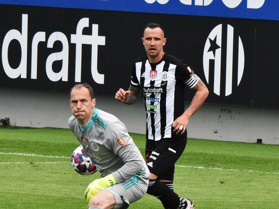 Fotbalisté Dynama splnili předsezonní cíl. Ilustrační foto.