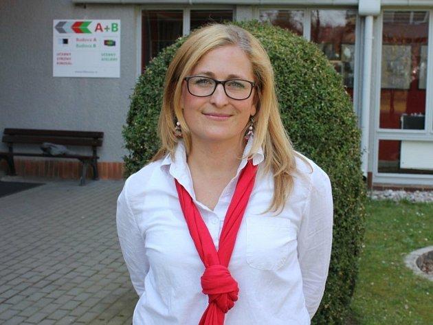 Vladana Terčová, ředitelka FAMO vPísku
