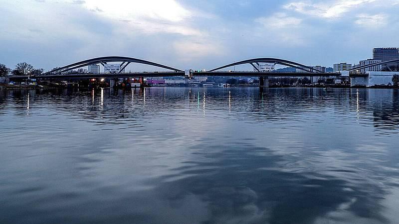 Starý most z roku 2011.