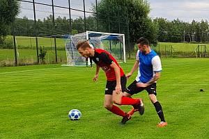 Kvalitní zápas v Olešníku, David Lafata chválil trenéra (soupeře)