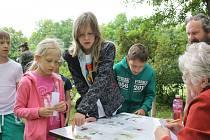 Tradicí se v Nových Hradech stal Den ochrany přírody, myslivosti a rybářství. Na stanovištích v zámeckém parku se účastníci dozvědí spoustu zajímavostí o přírodě.