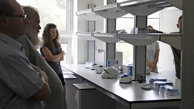 Nové laboratoře v českobudějovickém Biologickém centru Akademie věd ČR budou sloužit výzkumu půdy v rámci výzkumné infrastruktury SoWa, kterou tvoří několik institucí.