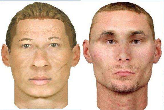 Kriminalisté pátrají po dvou pachatelích loupežného přepadení vČeských Budějovicích.