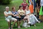 Letošní ročník Vltavotýnských slavnosti, které se konaly ve dnech 20. a 21. července. Foto: Miroslav Bžoch