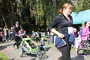 Malí i velcí mohli 13. září podpořit děti s rozštěpem, s nímž v České republice narodí ročně kolem 160 miminek.