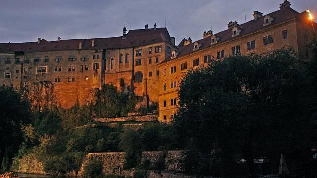 Vedení zámku v Českém Krumlově plánuje, že na I. nádvoří vybuduje Muzeum stavebních řemesel.