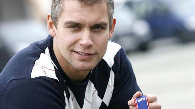 Mistr světa v hokeji za rok 2010 Petr Gřegořek