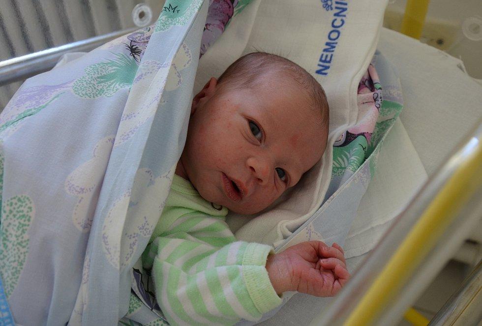 Kryštof Kothánek z Písku. Prvorozený syn Nely Fenigbauerové a Lukáše Kothánka se narodil 5. 4. 2021 v 8.44 hodin. Při narození vážil 3400 g a měřil 51 cm.