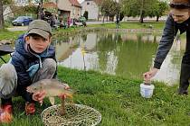 Z nákeřského Čekánku vytáhli lovci 33,5 metru ryb