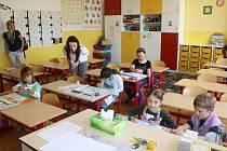 Škola T.G. Masaryka v Českých Budějovicích pro děti připravila šestý ročník soutěže v malování nazvané Vrátecký Picasso.