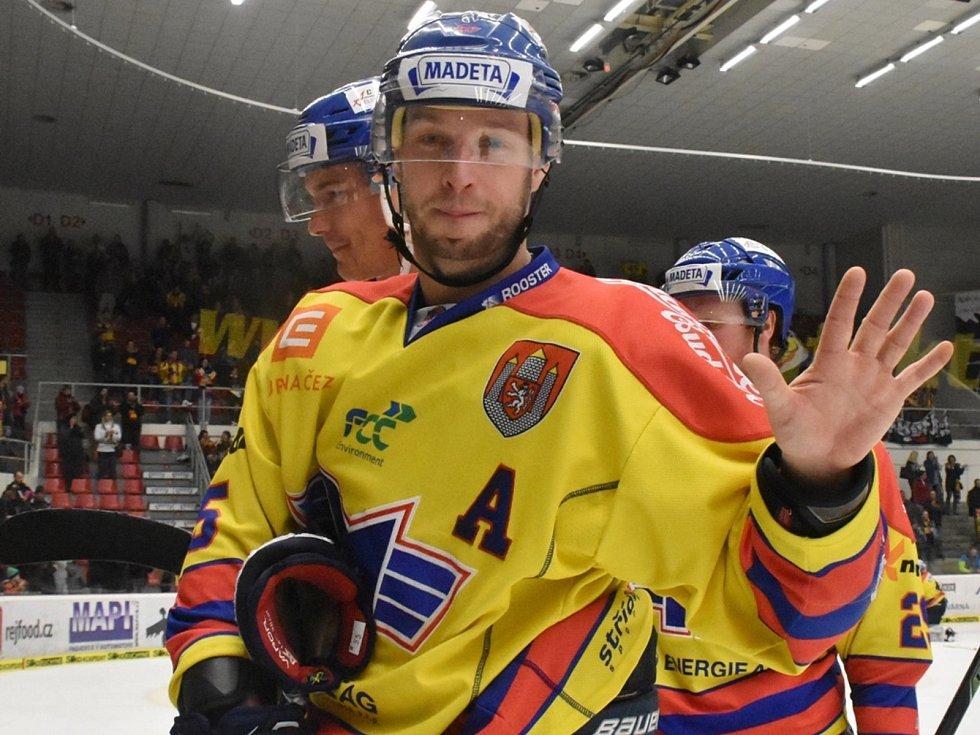 Tomáš Nouza přemýšlí o konci kariéry