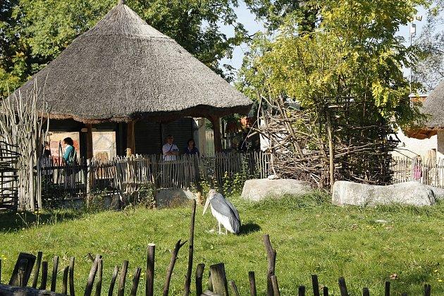 Hlubocká zoo přivítala v sobotu 6. října rodiny s dětmi na Dni zvířat.