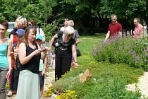 Víkend otevřených zahrad v Přírodovědném muzeu Semenec